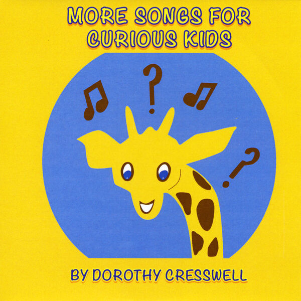 Cover art for More Songs for Curious Kids